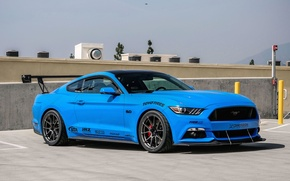 Picture Mustang, Ford, Forgeline