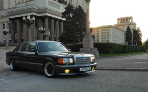 Picture mercedes-benz, w126, 560 sel amg
