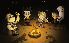 Picture games, Wilson, Don't Starve