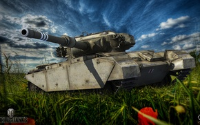 Picture game, weapons, game, weapon, world of tanks, world of tanks, tank, Centurion