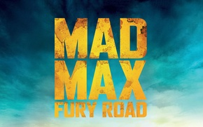 Picture logo, Mad, background, movie, Road, Max, 2015, Mad Max Fury Road