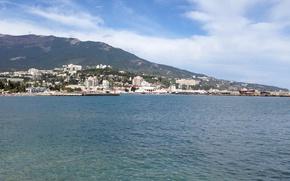 Picture sea, Russia, Crimea, Sevastopol