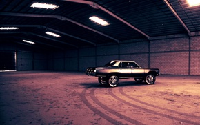 Picture Cadillac, cars, car, hangar, cars, wheel, Cadillac, auto wallpapers, car Wallpaper, auto photo