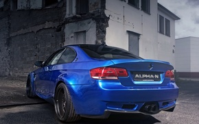 Picture tuning, E92, Alpha-N, BT92