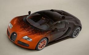 Picture Roadster, Bugatti, Veyron, Grand Sport, Venet
