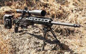 Picture weapons, background, remington700