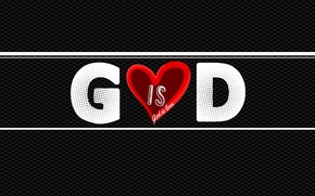 Picture red, love, heart, texture, God, Jesus, christianity, God is love