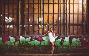 Picture look, girl, dress, photographer, girl, photography, photographer, Florian Seelmann
