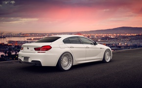 Picture BMW, white, tuning, Gran Coupe, 650i