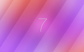 Picture Apple, colors, Helvetica, style, minimalistic, iOS7