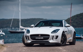 Picture Jaguar, promenade, F-Type