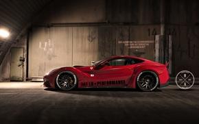 Picture tuning, LB Performance, The Ferrari F12