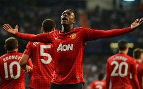 Picture football, football, Uefa, Manchester, Manchester, Danny Welbeck, Welbeck