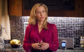 Picture therapist, actress, Dr., the series, character, Gillian Anderson, Hannibal, Hannibal, Bedelia Du Maurier