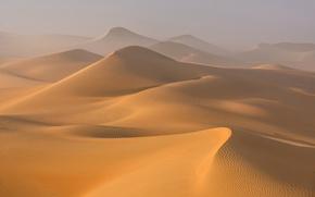 Picture sand, the dunes, desert, UAE