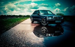 Picture mercedes, mercedes-benz, Mercedes, gelding, Mercedes, benz, 190, w201, 190e
