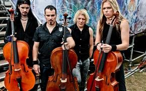 Picture Perttu, Kivilaakso, Eicca Toppinen, Paavo Lethinen, Mikko Siren, Apocalyptica, alternative metal, Symphonic Metal, progressive metal, …