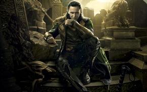 Picture Action, Sci-Fi, Entertainment, The, Ganger, Green cloak, Dark, Green, Cloak, God, Pictures, World, Fantasy, Golden, …