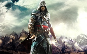 Picture Assassin's Creed, Ezio Auditore, Assasins, Revelations, Ezio