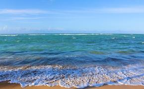 Picture the ocean, Dominican Republic, Dominican Republic