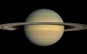 Picture space, Saturn, equinox