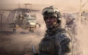 Picture Modern Warfare 2, Games, bleсk, Foley