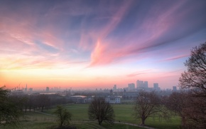 Picture England, London, london, england, skies, greenwich park