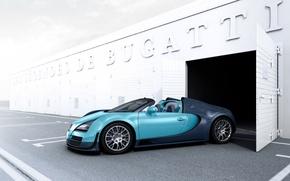 Picture supercar, Bugatti Veyron, Bugatti, rechange, Grand Sport, Vitesse