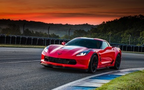 Picture coupe, Corvette, Chevrolet, Chevrolet, Coupe, Corvette, Stingray