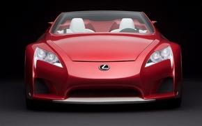 Picture Lexus, cabrio, lfa