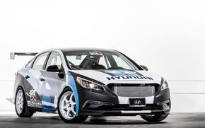 Picture sport, Hyundai, rally, 2014, Sonata