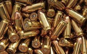 Picture macro, weapons, bullets, cartridges