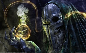 Picture Magic, Mask, Sphere, Claws