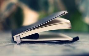 Picture macro, handle, book