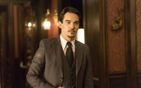 Picture look, light, costume, actor, vampire, the series, men, character, Dracula, Dracula, NBC, TV show, Jonathan …