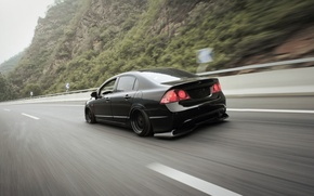 Picture Honda, Civic, Stance, Low, Nation