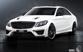 Picture mercedes-benz, w222, gsc