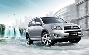 Picture Toyota, Auto, Rav