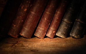 Picture books, old, shelf