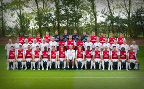 Wallpaper soccer, football, London, Arsenal, football, Arsenal, Team