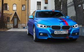 Picture BMW, Car, Blue, 335i, xDrive