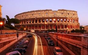Picture Rome, Colosseum, Colosseum, Rome