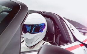 Picture background, Porsche, helmet, Top Gear, Porsche, Spyder, 918, The Stig, top gear, Top Gear, Some …