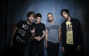 Picture Pop Punk, Zack Merrick, All Time Low, Jack Barakat, Rian Dawson, Alex Gaskarth