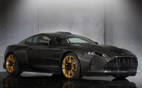 Picture machine, background, carbon, the front, Mansory, Cyrus, Aston Martin DB9