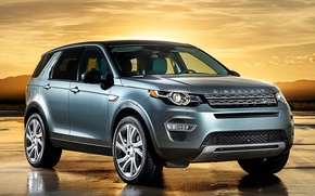 Picture Discovery, Sport, Land, Rover