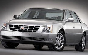 Picture Cadillac, sedan, DTS