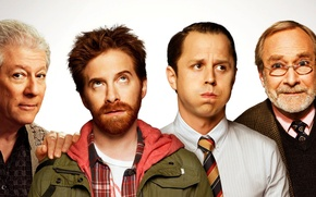 Picture the series, Comedy, sitcom, daddy, dads