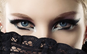 Picture girl, maria, eyes, queen, amanda