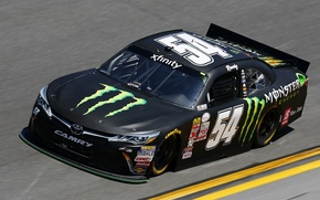 Picture sport, race, Toyota, Nascar, Camry, 2015
